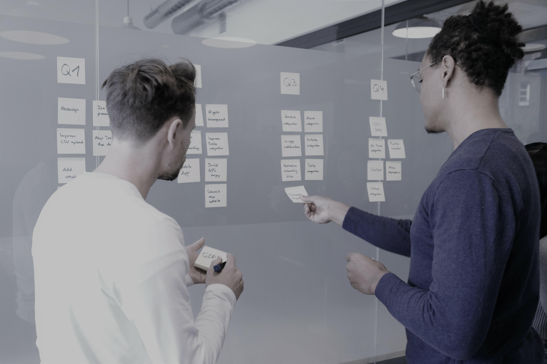 Agile implementatie