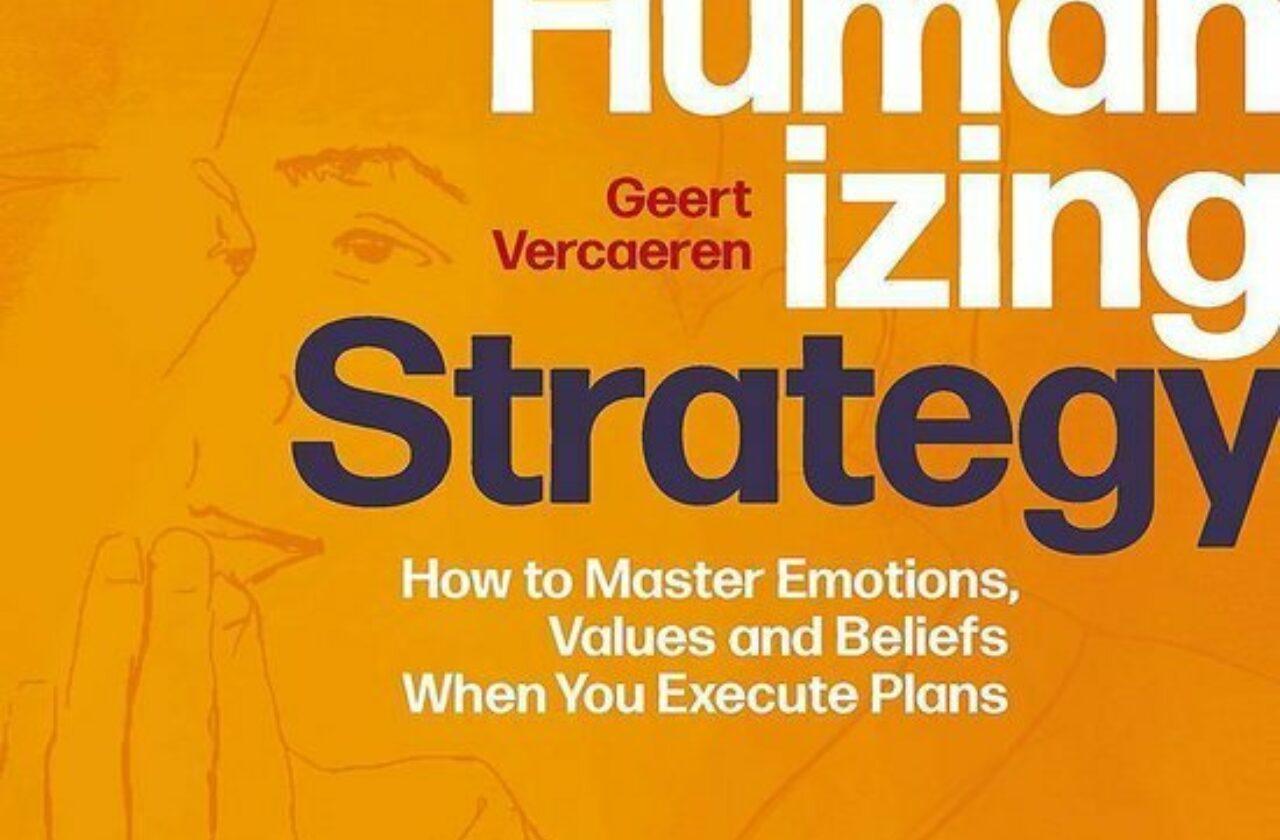 Boekenwebinar 'Humanizing strategy'