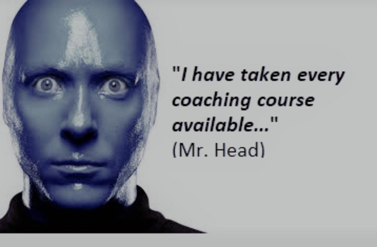De opkomst van de wannabe coach, deel 2
