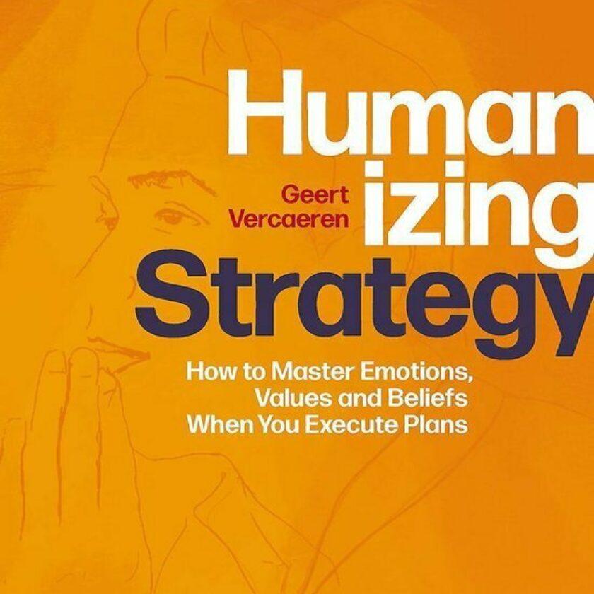 Book webinar 'Humanizing strategy'