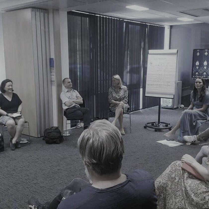 Workshop De Logische Niveaus - Schrijf je in