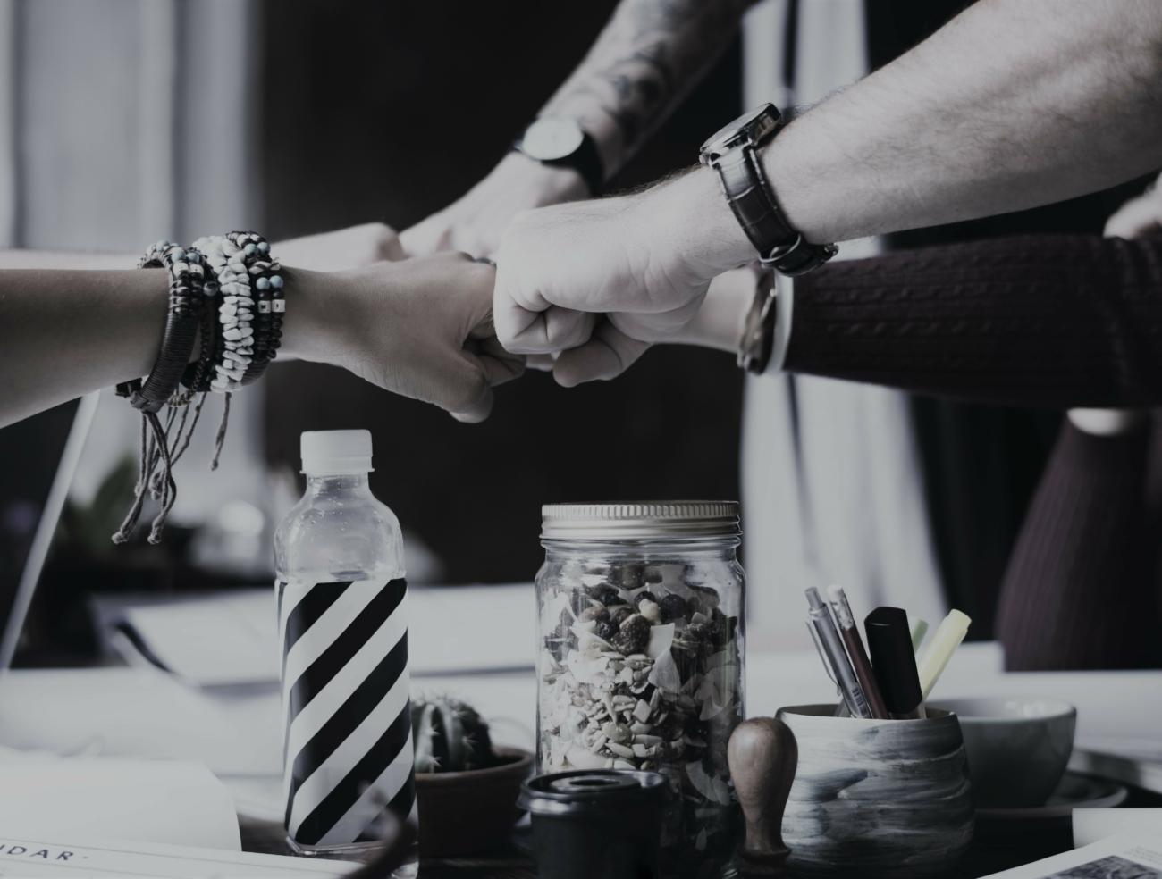 Leadership development based on five values