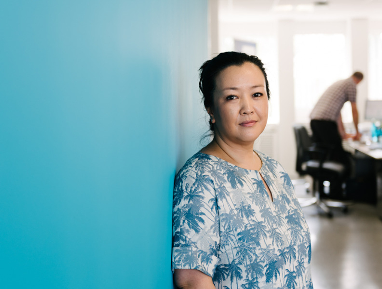 Science & Technology mentor Suki Maesen about role modeling for young women