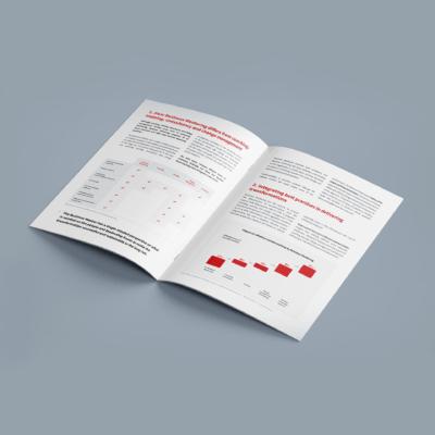 A4 Brochure Mockup 5